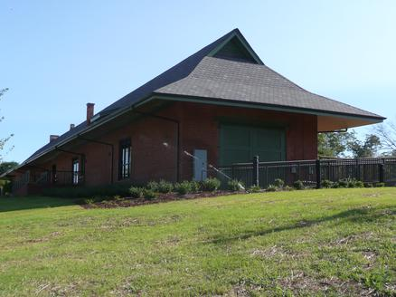 Community Center - Historic Depot